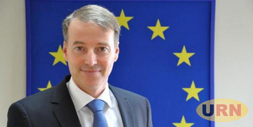 Kristian Schmidt, EU Head of Delegation in Uganda.