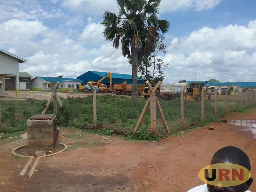 Olweny Project Camp Site for Pearl Engineering Company Limited at Abolet Trading Centre, Lira District.