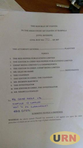Copy of the Petition