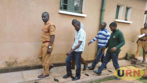 The KCCA law enforcement officers charged for drowning of Basemera