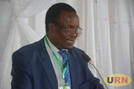 Hon. Sam Cheptoris, Uganda's Minister of Water and Environment and Chairman of the Nile Council of Ministers. He is expected to handover leadership to another country