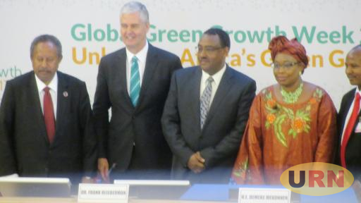 Opening of Global Green Growth Conference on Tuesday