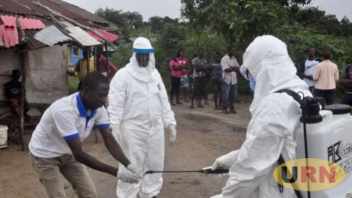 Ebola Response in West Africa.
