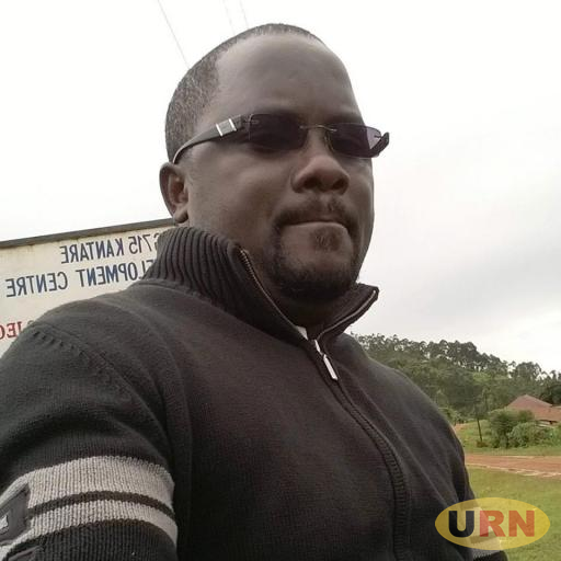 James Kiganda, the Acting Rukiga District Engineer