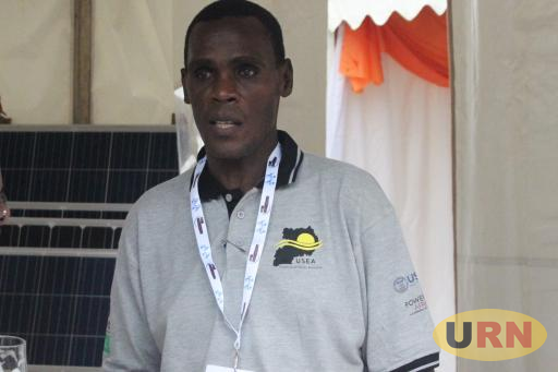 Emmy Kimbowa, CEO, Chairman Energy Systems, he has been one the major player in Uganda's Solar Energy Journey