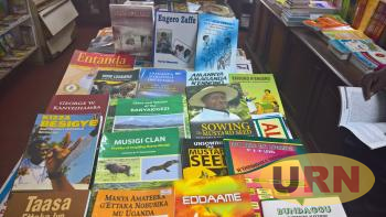 Some of the best selling books at Uganda Bookshop currently