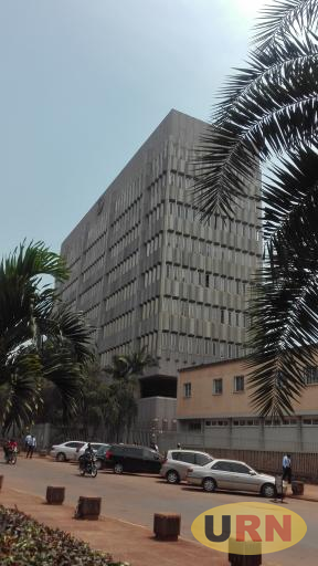 Bank of Uganda HQ