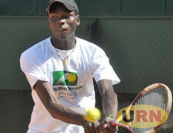 David Oringa lost in the first round.