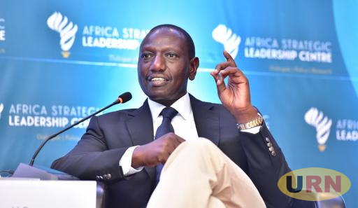 Kenya's Deputy President, William Samoei Ruto.