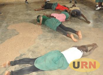 Pupils allegedly attacked by demons at Kiwawu Church of Uganda Primary School in Mityana district