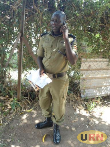 Michael Odongo, the East Kyoga region police spokesperson