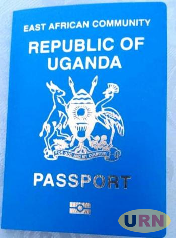 The new East African Community passport